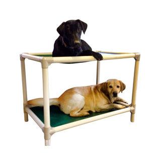 Kuranda Dog Bunk Bed (Almond)