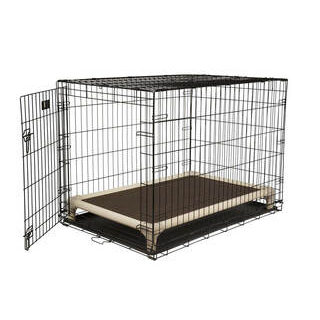 Kuranda Almond PVC Crate Bed