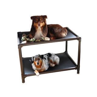 Kuranda Dog Bunk Bed (Walnut)