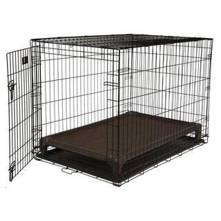 Kuranda Walnut PVC Crate Bed