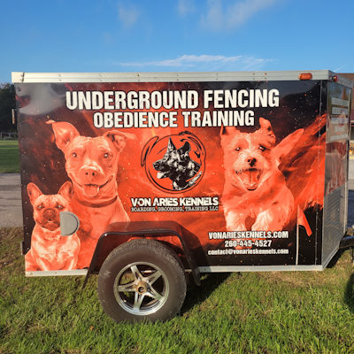 Underground Fencing